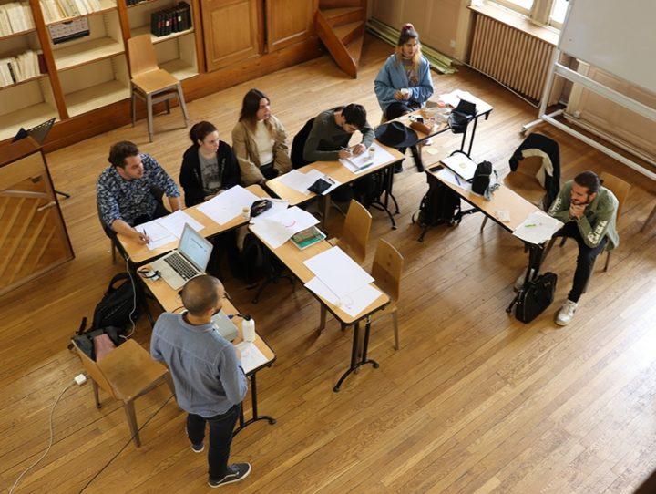 Les étudiants de la première promotion du Programme Césure Eurêka prennent leur envol