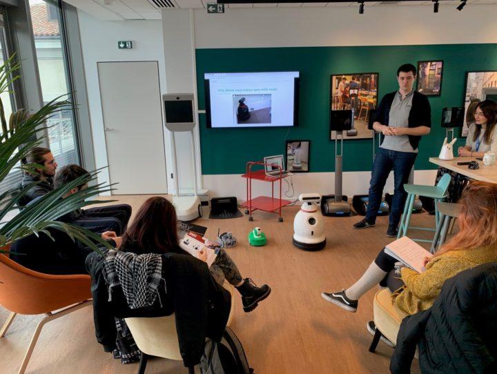 Programme Césure Eurêka : Révolution du digital ?