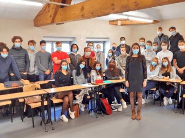Deuxième «Petit déjeuner parcours» en BTS Comptabilité et Gestion 2ème année