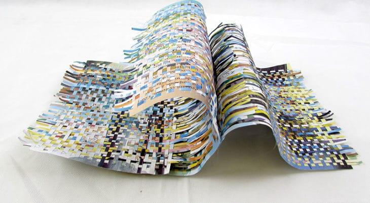 Du texte au textile