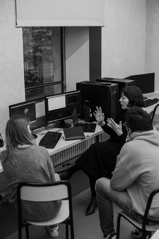 Ecole numérique Lyon