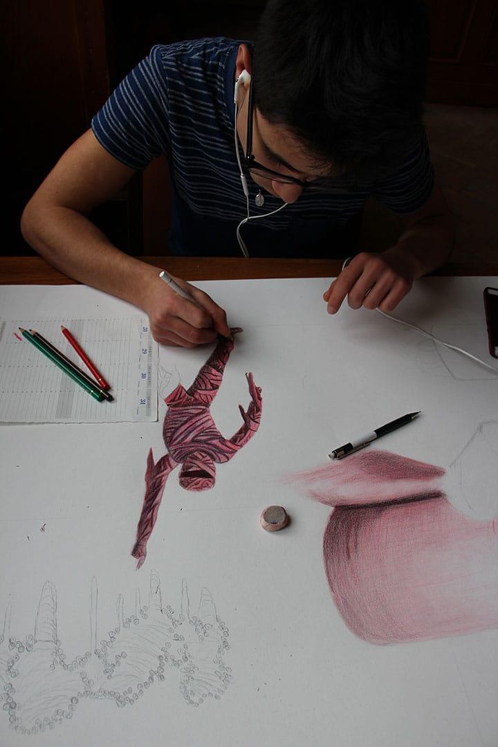 Ecole de graphisme à Lyon