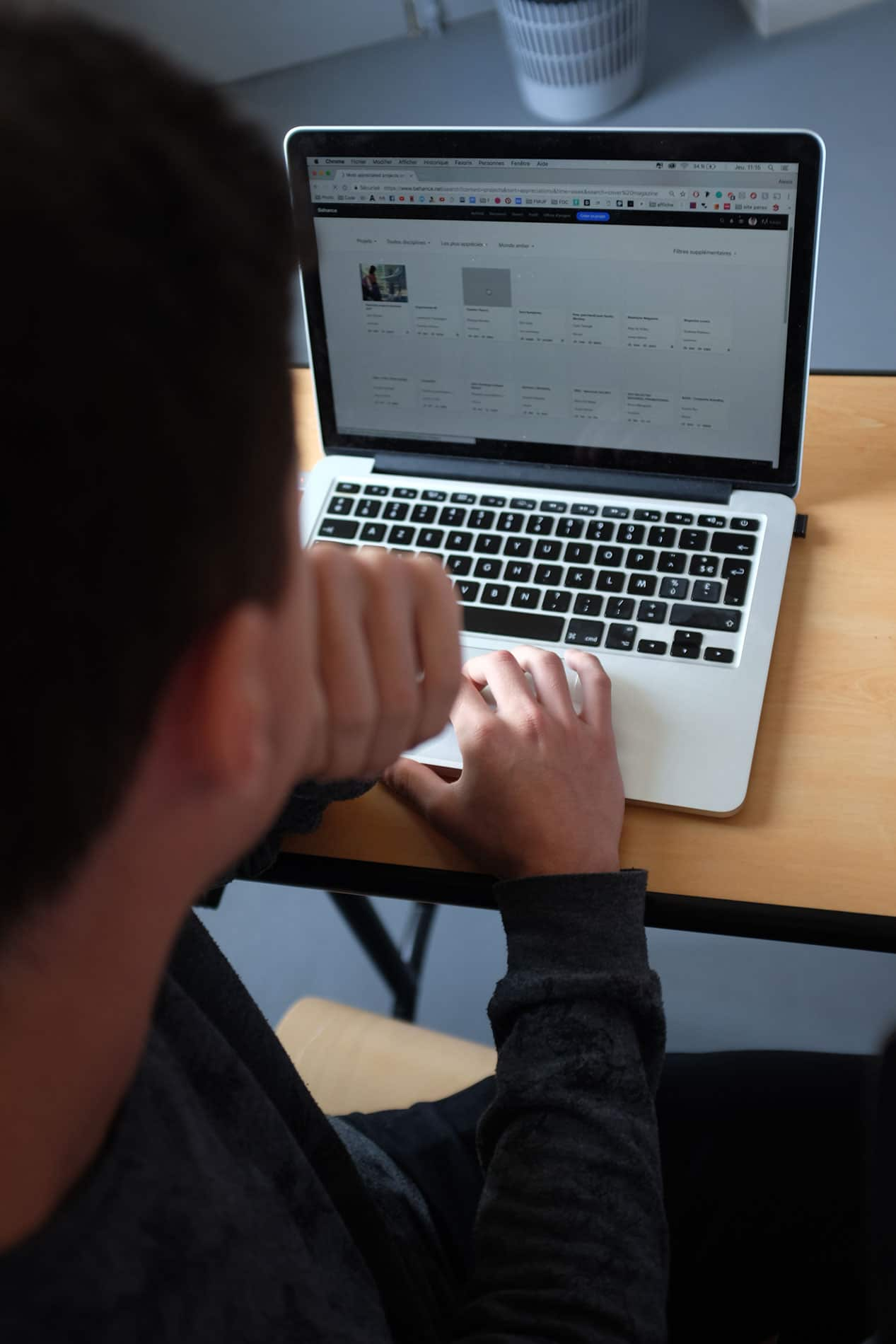 Formation webdesigner à Lyon