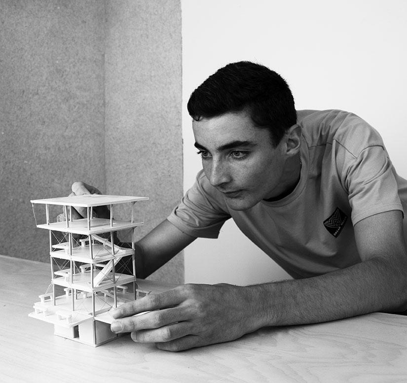 Bachelor Design d'Espace Mobilier Architecture lyon