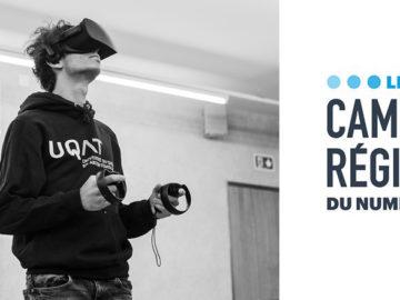 Le Bachelor Communication et Création Numérique labellisé «Campus Région du numérique»