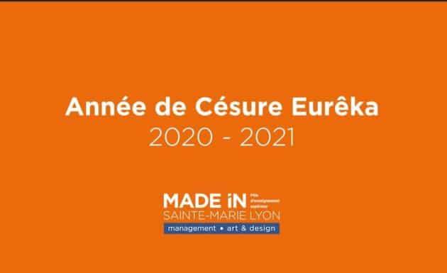 Rétrospective de l'année de Césure Eurêka – Promo 2021